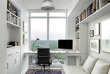 HOME OFFICE / The love of home office design <3