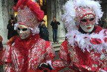 Venice Carnival / Carnevale in Venezia, Italia