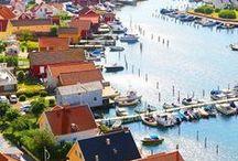 Travel - Sweden / by Doris L