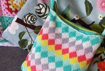 Crochet ~ Tapestry Crochet ideas