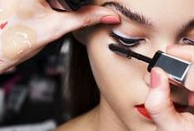 Make-up tutorials / A round-up of the best makeup tips, secrets, tutorials, advice and more from all around the web and Pinterest.