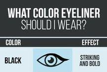 Beauty infographics / Graphics full of beauty wisdom!