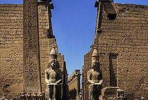 EGYPT: temples