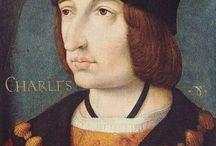aEuropean Portrait XVI_XVIII