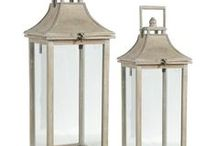 Lanterns & Candle Holders - Up to 50% off! / Candleholders, candles & lanterns to warm up your home or garden this winter! Available online now at https://www.a21.bz/products/
