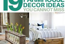 DIY Home Decor / Home decor inspiration, do it yourself, decoration ideas, IKEA hacks, furniture, storage, and more!