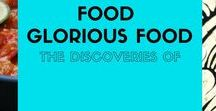Food + Travel / Food recipes and foodie destinations around the world. Yummy food inspiration for your next meal.