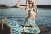 Mermaids / Mermaids are the queens of the Ocean!!