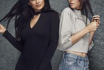 Kylie&kendall