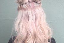 Hair style & Colours