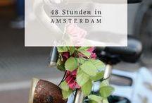 Amsterdam / Kurztrip Amsterdam