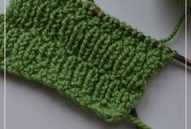 Knitting Adventures | Pretty Potato / Learning a new skill can be hard! I will share with you my trials and successes along the way as I put my hand to a new skill