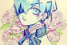 Anime Art's / WSZYSTKIE ARTY Z ANIME!