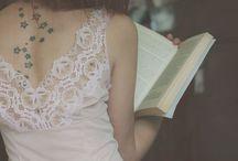 Bookshelf  / reads