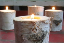 Candle's / by Gewoon Marieke