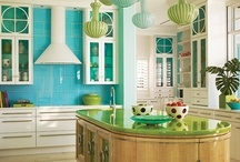 Inspiring Spaces - Kitchens / by Shea