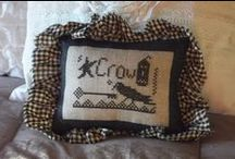 Cross-Stitch and Needleworks / by Daryl Mayberry