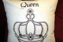 Queen of my castle / by Sara Peek