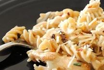 Recipes - Pasta / by Shea