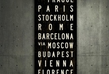 Cities & Places I've been
