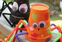 Holidays- Halloween / Halloween ideas for the classroom and home.
