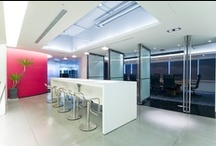 Office Interiors  / How we have redesigned space for offices and showcase office interiors in London, South East , Kent & Brighton