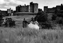 Castle Wedding Venues / A selection of the stunning castle wedding venues we have on our site located throughout the UK