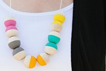 DIY jewelry / by Carrie // cue the confetti