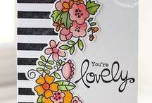 Paper Craft Projects by Kalyn Kepner / Paper crafting projects, cardmaking, stamping