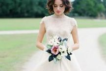 Wedding Dresses / A collection of stunning wedding dress designs