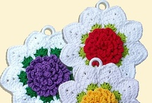 Crafty Itch -Crochet-Home Items