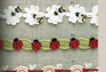 Crafty Itch -Crochet-Edgings