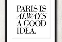 ¤ Paris ¤