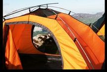 Outdoors and camping