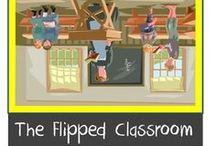 Teaching-Flipped Classroom / by Meli Mel