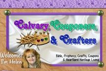 !_Calvary Couponers Blog Posts / Coupons, Deals, Crafts, and Homemaking posts from CalvaryCouponers.com