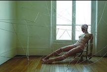Haunting Art / Having a deeply disquieting or disturbing effect; arousing or capable of arousing deep emotion...
