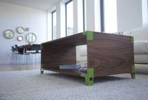 Soapbox Coffee Tables