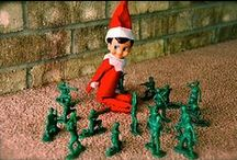 Elf on the shelf / Little bit of fun