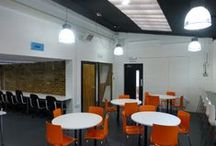 School Interior / RAP Interiors specialise in school refurbishment and here is just some of the work we can do.