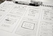 Sketches & Mockups / sketches, mockups, wireframes, etc.