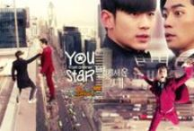 DSS EPISODE BANNERS: You From Another Star / EPISODE BANNERS, arts by DSS GRAPHICS TEAM [COMPLETED]