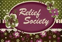 Relief Society / by Daryl Mayberry