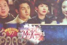 DSS EPISODE BANNERS: Miss Korea / EPISODE BANNERS, arts by DSS GRAPHICS TEAM