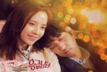 DSS EPISODE BANNERS: Emergency Couple / EPISODE BANNERS, arts by DSS GRAPHICS TEAM