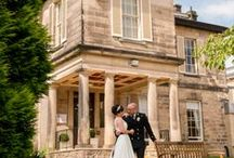Yorkshire Wedding Venues / Discover your perfect wedding venue in Yorkshire. We've got a range of wedding venues, reception venues and some clever ones that do it all for you!