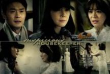 DSS EPISODE BANNERS: Suspicious Housekeeper / EPISODE BANNERS, arts by DSS GRAPHICS TEAM [COMPLETED]