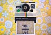 """Instant Photography / """"The instant camera is a type of camera that generates a developed film image. The most popular types to use self-developing film were formerly made by Polaroid Corporation."""" (Wikipedia)... Addendum: ...and by Kodak (Land, Kodamatik), as well as nowadays Fujifilm (Instax) and Lomo"""