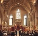 Abbey Wedding Venues / Tying the knot in an Abbey will be full of romance and history, have a browse of our board for inspiration for a UK venue.
