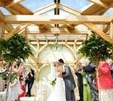 Barn Wedding Venues / Discover beautiful, rural and charming barn wedding venues in our dedicated board.